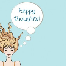 Happy Thoughts: 7 Ways